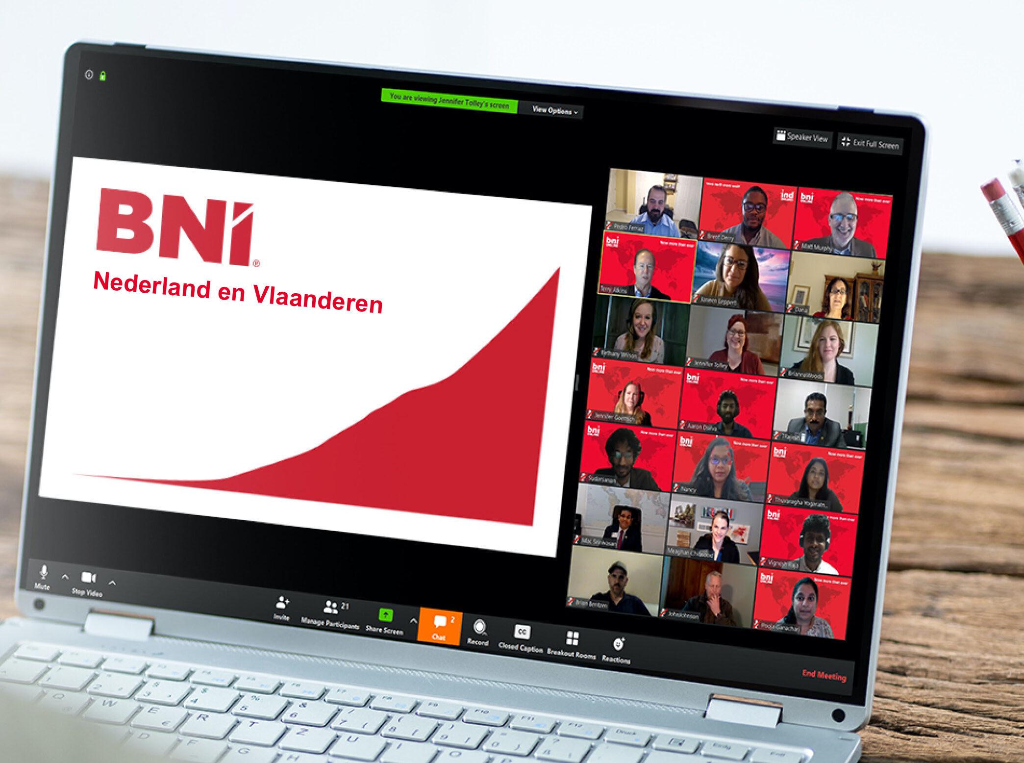 vertel je verhaal met storytelling BNI netwerken